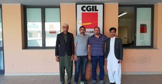 Ramadan, CGIL ospita preghiera islamica