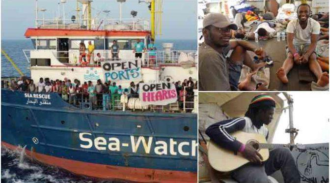 Tar respinge ricorso Sea Watch: porti rimangono chiusi