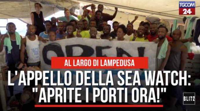 Sea Watch ammette: 'trasportiamo di tutto, anche torturatori e assassini'