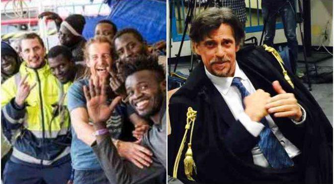 """Gasparri accusa Patronaggio: """"Sequestro serviva a fare scendere clandestini"""""""