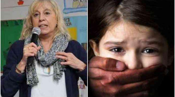 Scontro tra Salvini e la magistratura rossa che tiene in Italia gli stupratori di bambine