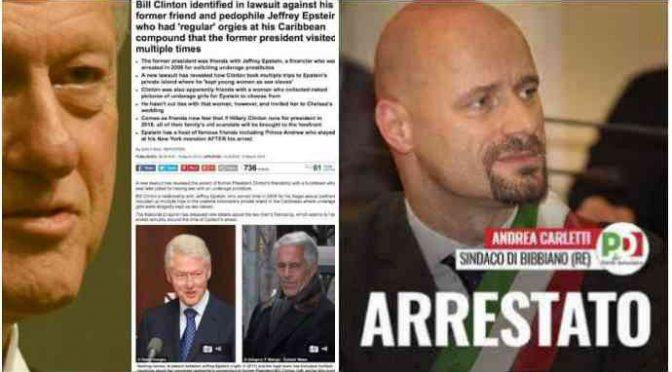 Suicidato Epstein, il boss della 'Bibbiano americana'