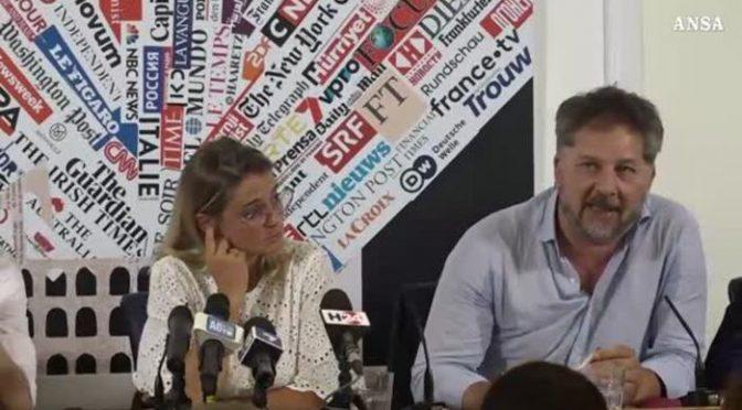 """Ong sfidano l'Italia: """"Ora possiamo fare come Sea Watch"""" – VIDEO"""
