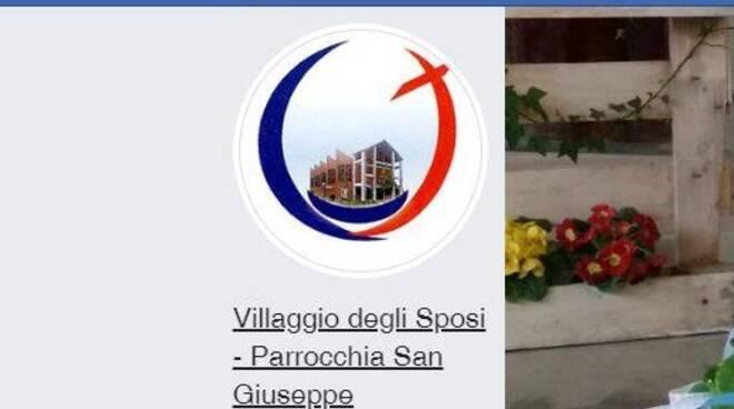 La mezzaluna islamica nel logo della Parrocchia?