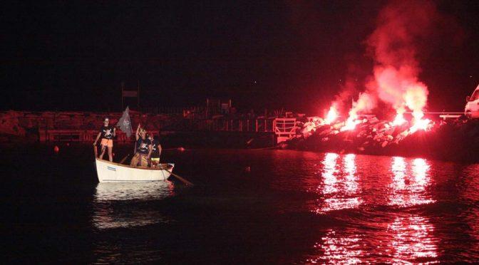 Quando i cittadini respingevano i barconi islamici