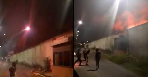 """Estremisti sinistra, assalto armato contro centro espulsioni: """"li bruceremo"""" – VIDEO"""