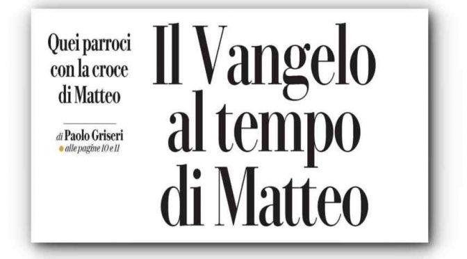 """Parroci in rivolta contro Bergoglio: """"Noi stiamo con Salvini"""""""