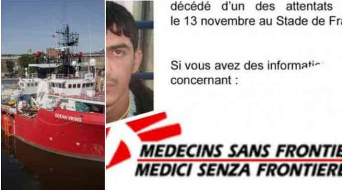 MSF torna a traghettare: i 137 morti causati dal loro 'profugo' non bastano?