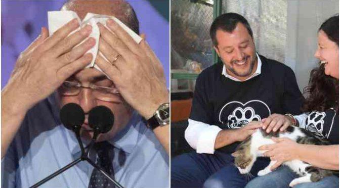 """Emilia Romagna, PD annusa la sconfitta: """"Poi non lamentatevi"""""""
