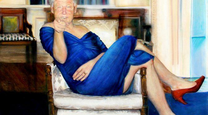 Epstein, in casa sua immagine di Bill Clinton vestito da donna: forse è stato strangolato