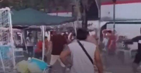 Milano, immigrati sudamericani sfasciano tutto – VIDEO