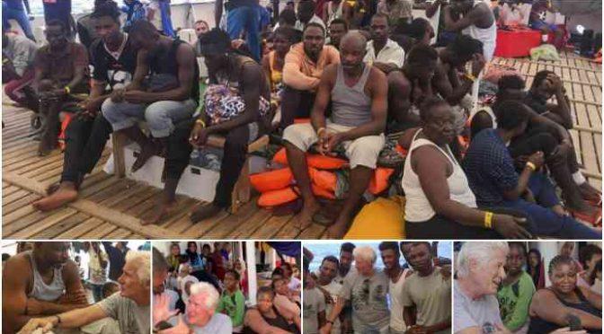 Altro carico per nave MSF: ora 507 clandestini vogliono sbarcare in Italia