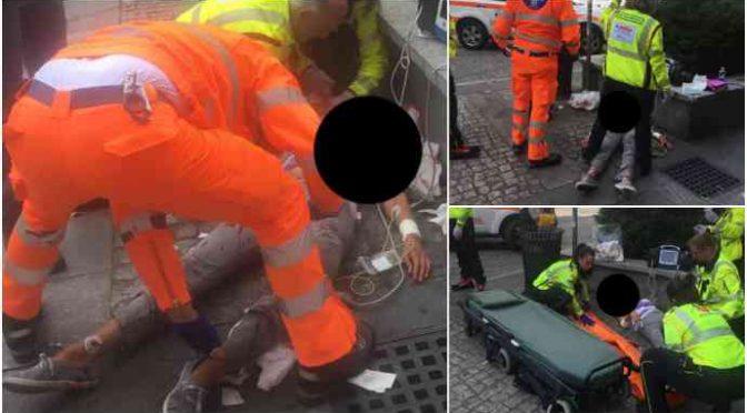 Tunisino sgozza la fidanzata italiana per strada: era fuori in permesso premio per omicidio altra fidanzata