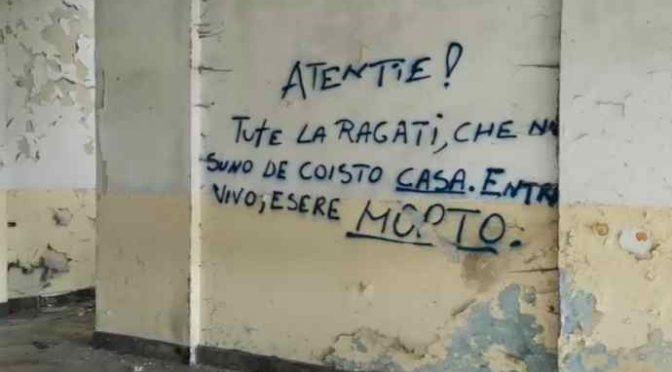 La scuola occupata dagli immigrati, dove gli italiani non possono entrare – VIDEO