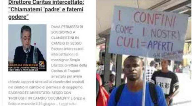 Monsignore contro Salvini: «Nessuno utilizzi Madonna per tenere lontani i migranti»