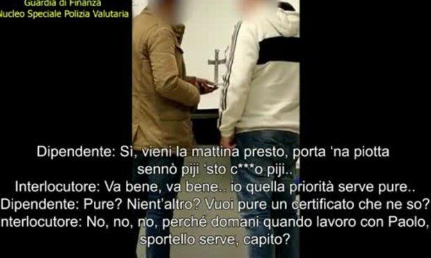 Dipendenti della Raggi vendevano permessi a immigrati – VIDEO CHOC
