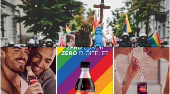 Ha vinto Orban: Coca-Cola ritira pubblicità gay