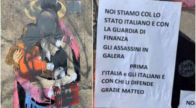 """Patriota 'cancella' obbrobrio su Carola Rackete: """"Prima gli italiani"""""""