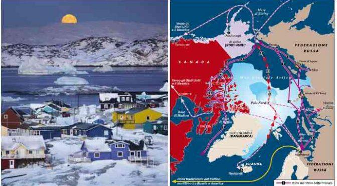 Trump interessato all'acquisto della Groenlandia: sfida geopolitica