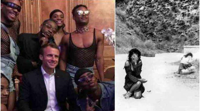 L'ultimo affronto di Macron all'Italia: vie dedicate ai soldati delle Marocchinate