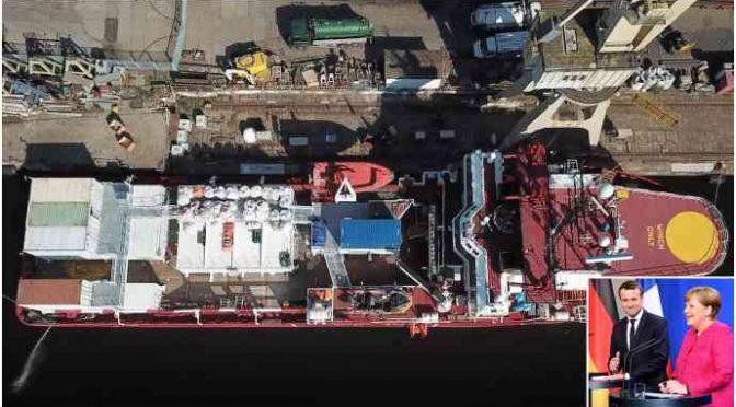 Trafficanti umanitari Ocean Viking (MSF) prelevano secondo carico in 2 giorni