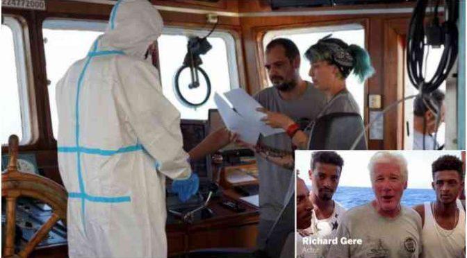 """OpenArms,Patronaggio ammette: """"Nessuna emergenza sanitaria a bordo"""""""
