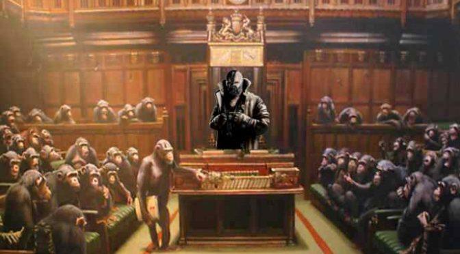 Cercasi Generale che sciolga Parlamento abusivo e ripristini Democrazia