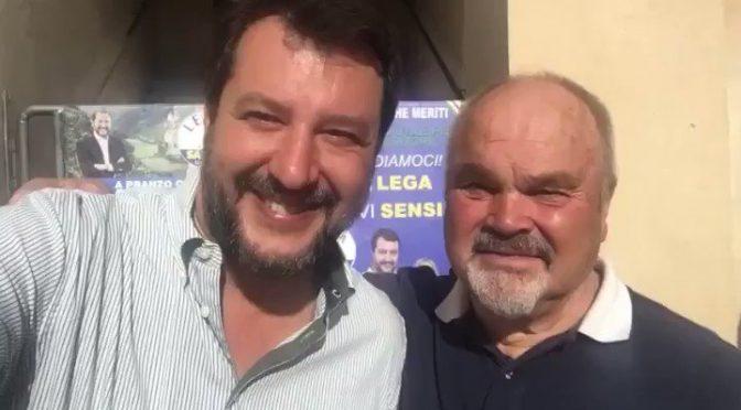 """""""Ho stracciato tessera del PD, ora voto Lega"""" – VIDEO"""