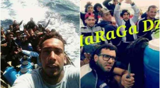 Assalto islamico alla Sardegna: centinaia algerini sbarcano in pochi giorni – VIDEO