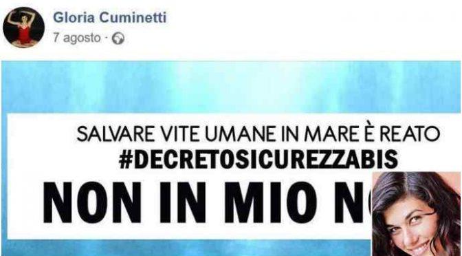 """Attrice pestata da immigrato: """"E' perché non ha mai ricevuto amore, odio Salvini"""""""