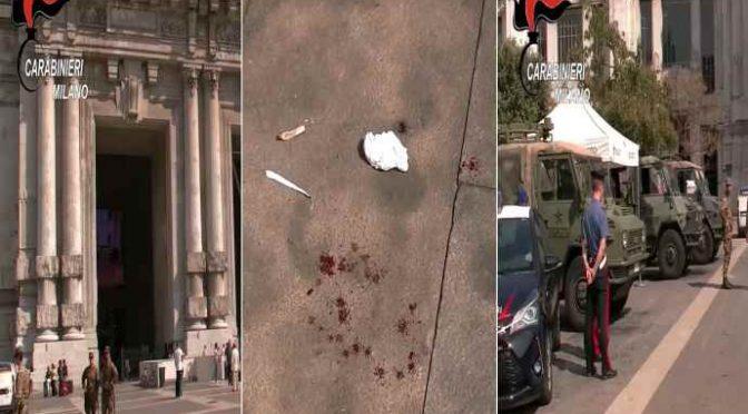 """Sgozzatore militare confessa: """"L'ho fatto per Allah"""", è un profugo mantenuto in hotel"""