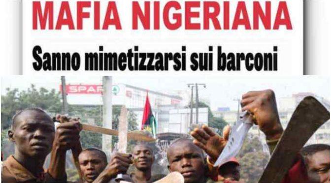 """Mafia nigeriana occupa le città italiane: """"Stanno armando i profughi"""""""