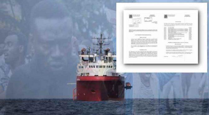 Pd ha finanziato i soci fondatori di Ocean Viking coi soldi degli italiani