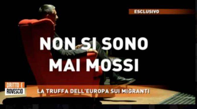 La truffa di Conte: i clandestini sono rimasti tutti in Italia – VIDEO