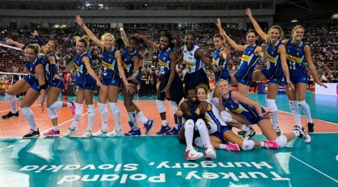 Volley, l'afroitalia eliminata dalla Serbia: un'altra sconfitta multietnica