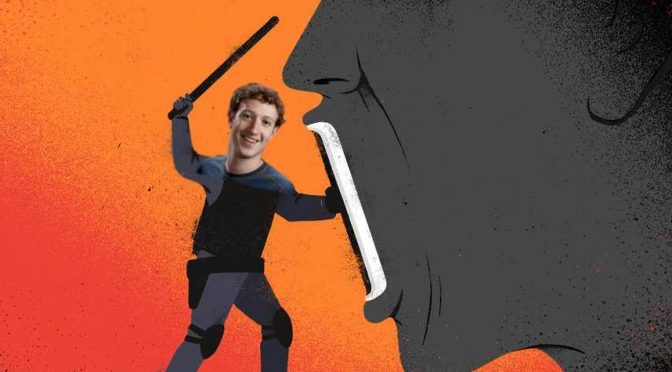 Facebook crea una commissione per la censura
