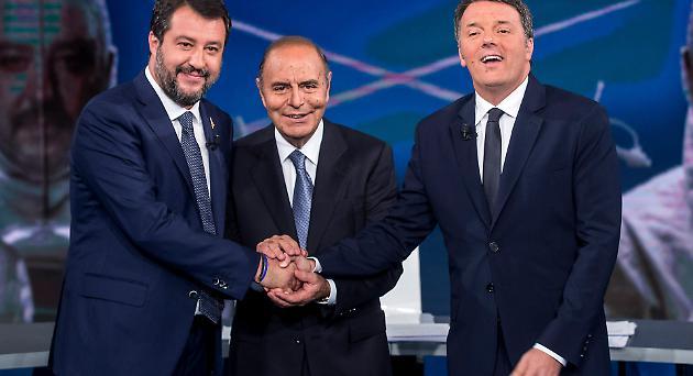 """Renzi ammette, si preparano a farne sbarcare 30mila: """"Non è un problema"""" – VIDEO"""