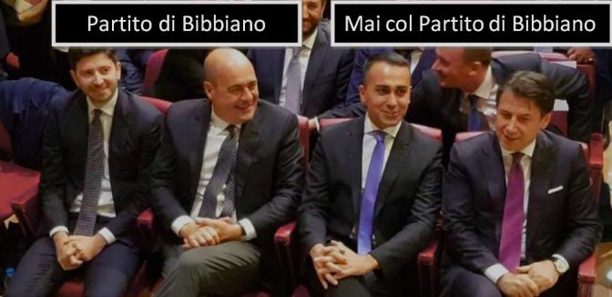 """Umbria, Di Maio contestato dai suoi ex elettori: """"Ti sei messo col partito di Bibbiano"""" – VIDEO"""