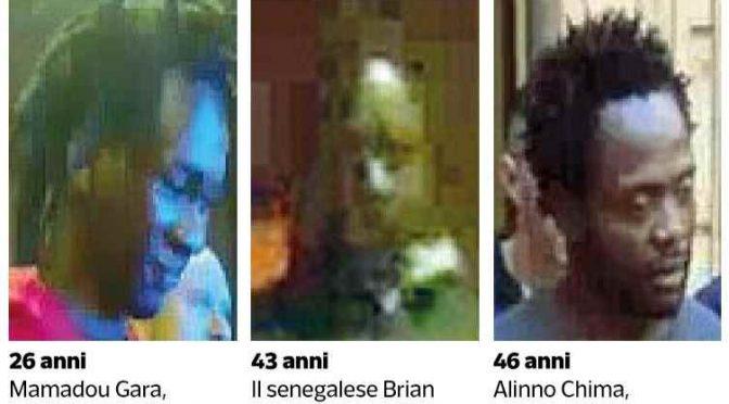Dopo due anni stanno ancora discutendo se condannare i 4 'profughi' che hanno ammazzato Desirée: loro ridono