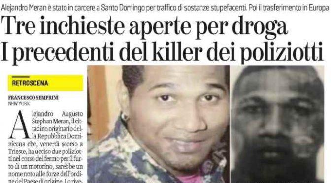 """Immigrato uccide due poliziotti: """"Scusate, sono pazzo"""""""