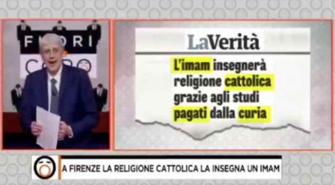 Imam a scuola, insegnerà religione 'cattolica' agli studenti – VIDEO