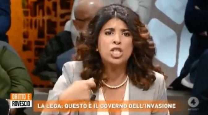 """Giornalista marocchina: """"Immigrati vengono per sostituire italiani"""" – VIDEO"""