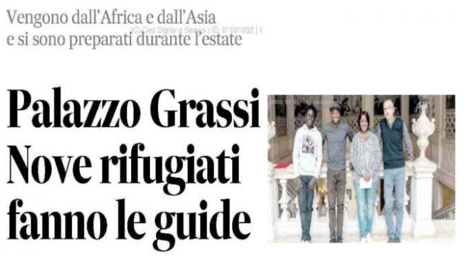 Guide italiane sostituite da immigrati: spiegheranno l'arte italiana ai turisti