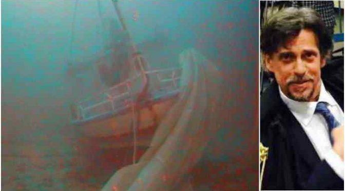 Patronaggio invia robot a cercare clandestini in fondo al mare: ossessionato