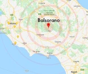 Terremoto a L'Aquila (4.7), sentito forte anche a Roma