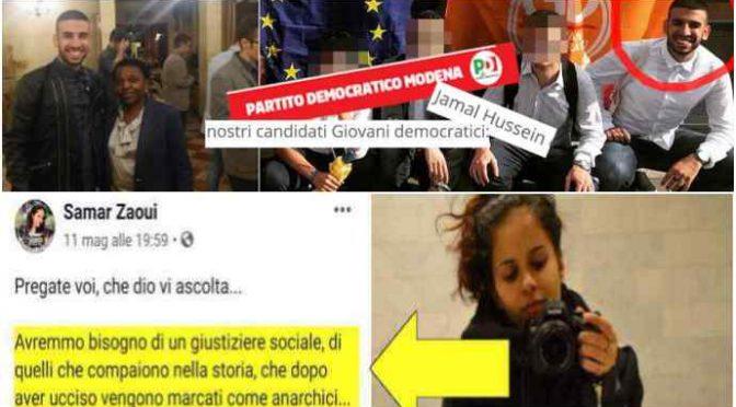 """Il braccio armato del PD minaccia Salvini: """"Non gli daremo pace, le città sono nostre"""" – VIDEO"""