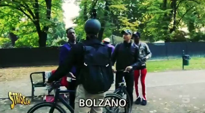 """Profughi spacciano: """"In Italia facciamo quello che vogliamo"""" – VIDEO"""