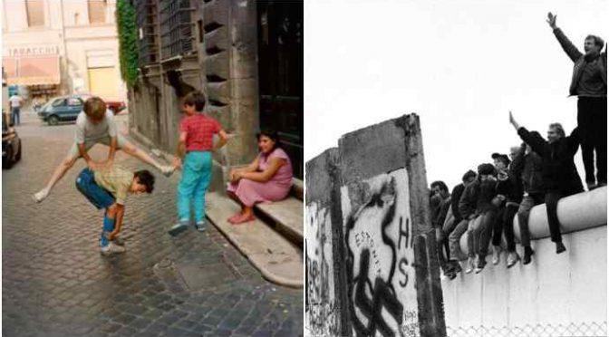 Muro di Berlino: si stava meglio quando si stava peggio