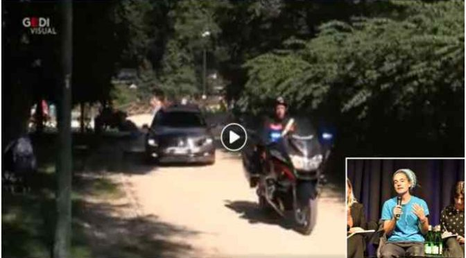 Poliziotti costretti a scortare Carola Rackete: misure di sicurezza da capo di Stato