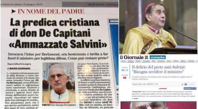 L'arcivescovo di Milano chiama la resa alla 'società plurale'